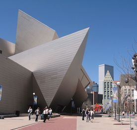 Denver art meuseum