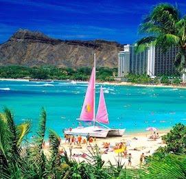 Honolulu attractions - sailing